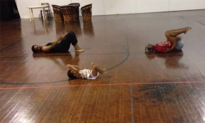 Sassy 2 Year Old Choreographs 2 Grown Adults And It Is Fabulous!