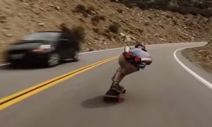 This Is Possibly The Coolest Skate Boarding Video That Has Been Ever Made