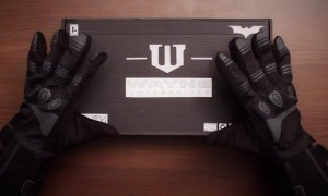 Watch Batman As He Unboxes His Latest Gadget To Fight The Forces Of Evil