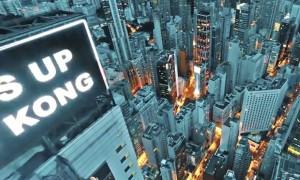 Watch Two Russian Daredevils Hack A Sky Scrapper Billboard In Hong Kong