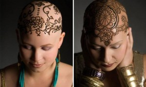 Watch These Amazing Temporary Henna Tattoos For Cancer Patients