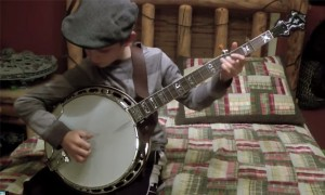 This 9 Year Old Banjo Player Could Be The Reincarnation Of Beethoven