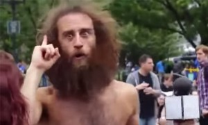 If You Are Looking For The Meaning of Life, Here's A Crazy Hobo Eloquently Explaining It