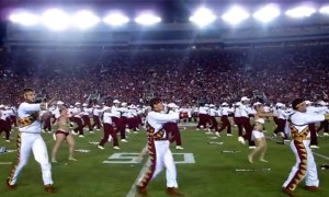 Marching Band Does A Cover Of Beyonce's Single Ladies And It Is Flawless