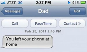 22 Reasons Why Parents Shouldn't Be Allowed To Text