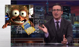 John Oliver's Brutal Take Down Of The Sugar Industry Is Anything But Sweet