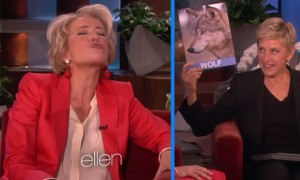 She Did Something That Made Ellen And Her Audience Go Bonkers!