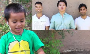 A Kid Teaches 3 Clueless Adults How To Pick Up Girls