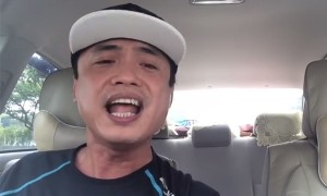 Watch A Chinese Man Sing ' Selfie Pulla' Song From Vijay's Blockbuster 'Kaththi'