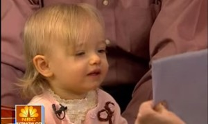 This Amazing 17 Month Old Baby Will Leave You Speechless