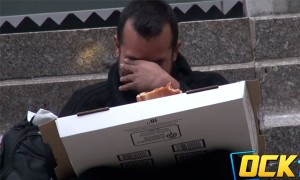 I Was In Tears After Watching What A Homeless Guy Did For A Stranger