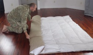 This Video Will Show You How To Put A Duvet Cover Like A Boss