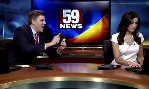News Anchor Shakes It To 'Shake It Off'. Co- Host Will Have None Of It