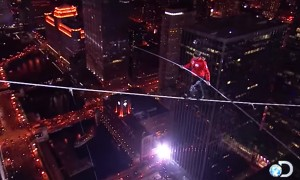 This Has To Be The Most Insane Daredevil Act Of The Year