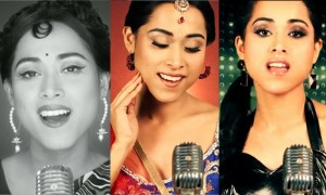 Watch This Lady Beautifully Cover The Evolution Of Bollywood In This Spectacular Medley
