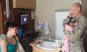 This Soldier's Family Reunion Will Leave You In Tears