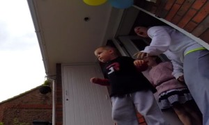 Amazing Dad Planned The Best Birthday Surprise For His 5 Year Old Son Who Is Battling Cancer