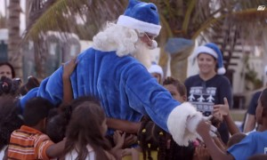 Watch Santa Change The Lives Of An Entire Town In This Heartwarming Video
