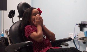 Watch A Tooth Fairy Visits Kids At A Hospital And Ask Them To Lie