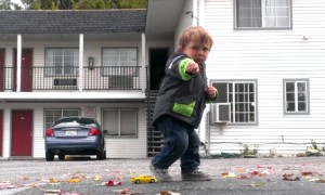 Watch A 2 Year Old Dubstepper Dance His Heart Out