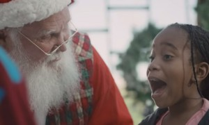 Santa Visits An Underprivileged Kids Center And Gives Them A Surprise They Will Never Forget