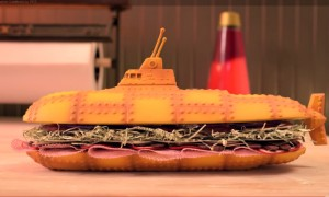 This Is What Happens When An Artist Makes A Submarine Sandwich