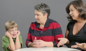 Parents Explain Sex To The Their Children In The Most Awkward Video In The Universe