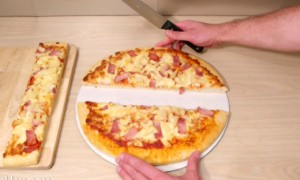 Watch A Genius Teach Us How To Steal Pizza And Not Get Caught