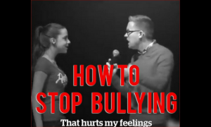 Bullying Expert Gets Bullied!!