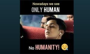 Does humanity still exist?