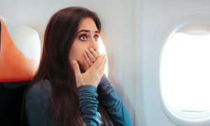 The Science behind what happens to your body during a long Flight?
