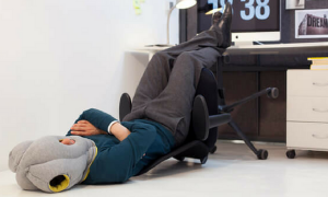 Did you Know Taking A Nap At Work Boosts Your Productivity ?