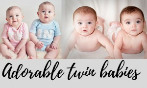 This Montage of Twin Babies Is the Cutest Thing You'll See All Day