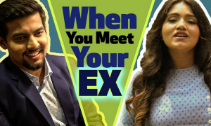 The Interview : When You Meet Your Ex!!
