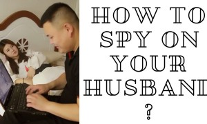 How to spy on your husband ?