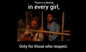 There is a Mother in every Girl