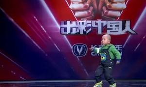 He Is Just 3 And His Dance Moves Will Make You Say Wow!!