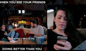 Is Your Friends Doing Better Than You On Social Media?