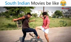 This is how physics works in south India movies