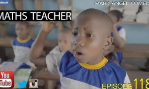 Frustrated Nigerian Maths Teacher-Funny!