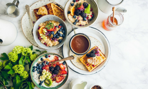5 Easy Breakfasts For A Busy Morning!