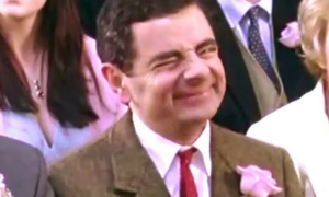 Weddings Funny Scene -Mr Bean:)