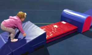 Hilarious Kids' Gymnastics Fails