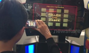 Teenagers find ingenious way to beat arcade machine