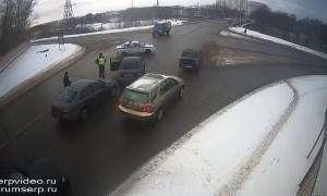 Traffic Street Fight