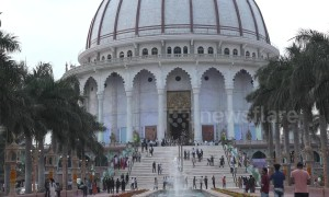 World's biggest pillar-less dome opened in India
