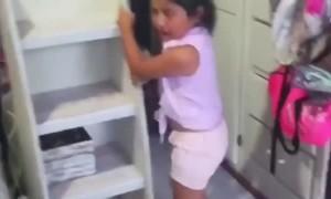 Invisible Child Prank