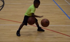 You won't believe how talented this basketball prodigy really is!