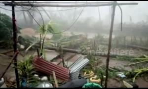 Cyclone Titli leaves trail of devastation in Indian city of Srikakulam