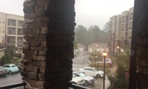 Tropical Storm Michael arrives in North Carolina